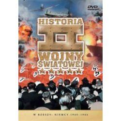 Historia II Wojny Światowej - W Rzeszy: Niemcy 1940-1944 (DVD)