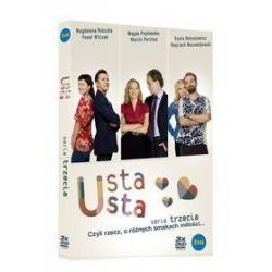 Usta usta - sezon 3 (DVD) - Łukasz Jaworski