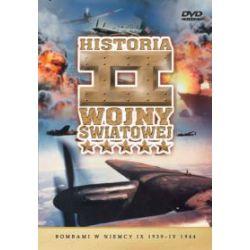 Historia II Wojny Światowej - Bombami w Niemcy IX 1939 - IV 1944 (DVD)