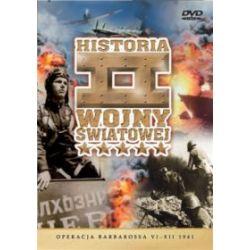 Historia II Wojny Światowej - Operacja Barbarossa VI - XII 1941 (DVD)