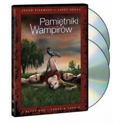 Pamiętniki wampirów. Sezon 1- część 2 (3 DVD) (DVD) - R. Bota, K. Bray, J. Dahl