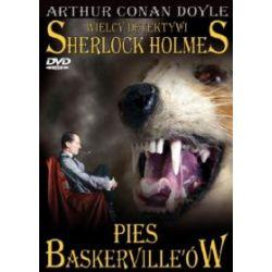 Przygody Sherlocka Holmesa - Pies Baskervilleów (Kolekcja Wielcy Detektywi) (DVD) - Brian Mills