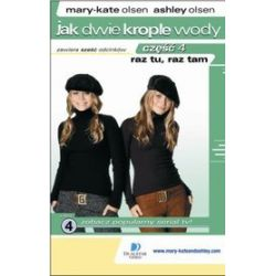 Mary-Kate i Ashley: Jak dwie krople wody (cz.4) Raz tu, raz tam (VHS) - Rich Correll, Jean Sagal