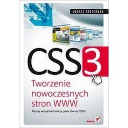 CSS3 Tworzenie nowoczesnych stron WWW - Łukasz Pasternak