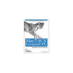 Mac OS X Leopard PL. Leksykon kieszonkowy - Chuck Toporek