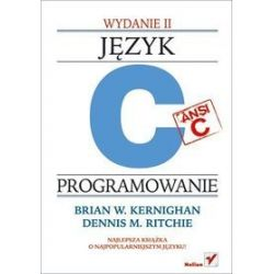 Język ANSI C. Programowanie. Wydanie II - Brian W. Kernighan