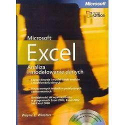 Microsoft Excel. Analiza i modelowanie danych - Wayne L. Winston