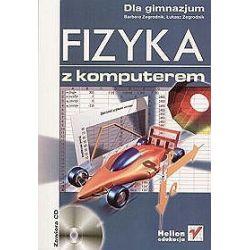 Fizyka z komputerem dla gimnazjum - Barbara Zegrodnik, Łukasz Zegrodnik