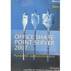Microsoft. Office Share-point server 2007. Poradnik administratora. Tom 1,2 - Bill English