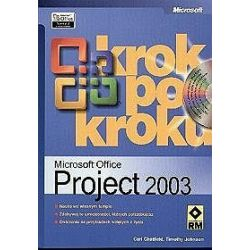 Microsoft Office Project 2003 - Carl S. Chatfield, Timothy D. Johnson