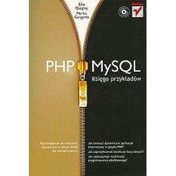 PHP i MySQL. Księga przykładów - Marko Gargenta, Ellie Quigley