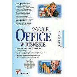 MS Office 2003 PL w biznesie. Tom 1 i 2 - Sergiusz Flanczewski, Maria Sokół