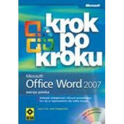 Microsoft Office Word 2007. Krok po kroku - Joyce Cox, Joan Preppernau