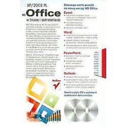 MS Office XP/2003 PL w biurze i sekretariacie - tom 1 i 2 - Sergiusz Flanczewski, Maria Sokół, Roland Zimek
