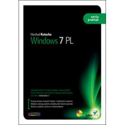 Windows 7 PL. Seria praktyk - Harshad Kotecha