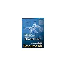 Produkty i technologie Microsoft SharePoint Resource Kit