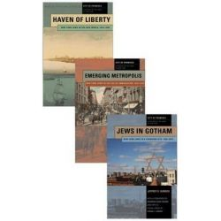 City of Promises, A History of the Jews of New York by Deborah Dash Moore, 9780814717318.