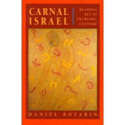 Carnal Israel, Reading Sex in Talmudic Culture by Daniel Boyarin, 9780520203365.