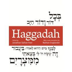 Haggadah by Jonathan Safran Foer, 9780241143605.