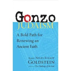 Gonzo Judaism, A Bold Path for Renewing an Ancient Faith by Rabbi Niles Elliot Goldstein, 9781590307687.