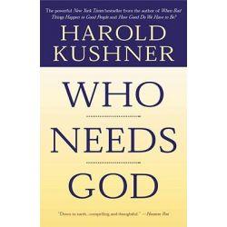 Who Needs God? by Harold S. Kushner, 9780743234771.