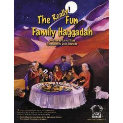 Really! Fun Family Haggadah by Larry Stein, 9780966991000.