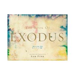 The Book of Exodus by Sam Fink, 9781599620350.