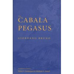 The Cabala of Pegasus by Giordano Bruno, 9780300092172.