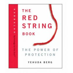 Red String Book Mini Edition, The Power of Protection [With Official Red String] by Yehuda Berg, 9780762430970.