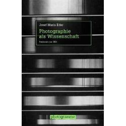 Bücher: Photographie als Wissenschaft  von Josef M. Eder