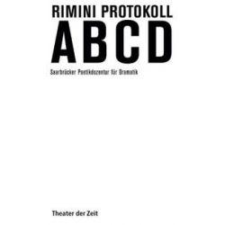 Bücher: ABCD  von Daniel Wetzel, Stefan Kaegi, Helgard Haug