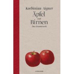 Bücher: Äpfel und Birnen  von Korbinian Aigner