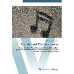 Bücher: Pop Art auf Plattencovern  von Martina Linnemann