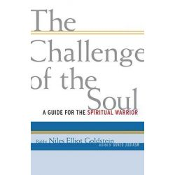 The Challenge of the Soul, A Guide for the Spiritual Warrior by Rabbi Niles Elliot Goldstein, 9781590306604.