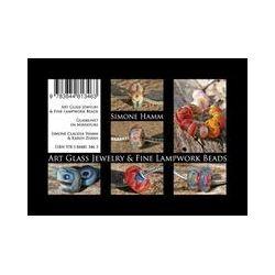 Bücher: Art Glass Jewelry & Fine Lampwork Beads  von Karen Zerna, Simone Claudia Hamm