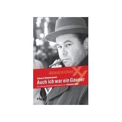 Bücher: Auch ich war ein Gauner  von Eduard Zimmermann
