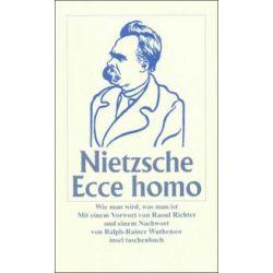 Bücher: Ecce Homo  von Friedrich Nietzsche