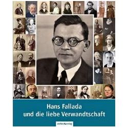 Bücher: Hans Fallada und die liebe Verwandtschaft  von Achim Ditzen, Erika Becker, Heide Hampel