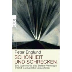 Bücher: Schönheit und Schrecken  von Peter Englund