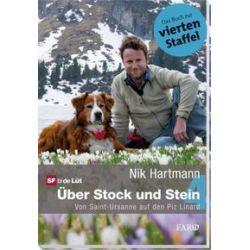 Bücher: Über Stock und Stein 4  von Nik Hartmann