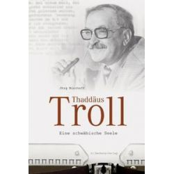 Bücher: Thaddäus Troll  von Jörg Bischoff