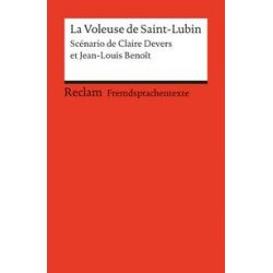 Bücher: La Voleuse de Saint-Lubin  von Jean-Louis Benoit, Claire Devers