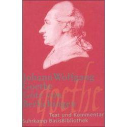 Bücher: Götz von Berlichingen mit der eisernen Hand  von Johann Wolfgang Goethe