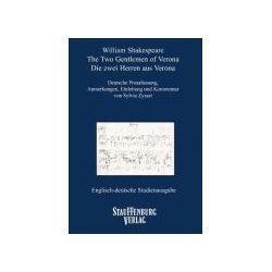 Bücher: The Two Gentlemen of Verona / Die zwei Herren von Verona  von William Shakespeare