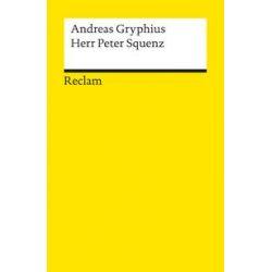 Bücher: Absurda comica oder Herr Peter Squenz  von Andreas Gryphius
