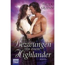 Bücher: Bezwungen von einem Highlander  von Paula Quinn