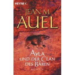 Bücher: Ayla und der Clan des Bären  von Jean M. Auel