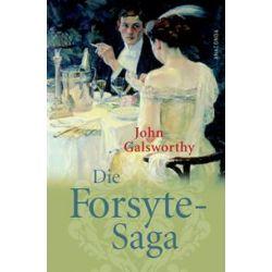 Bücher: Die Forsyte-Saga  von John Galsworthy
