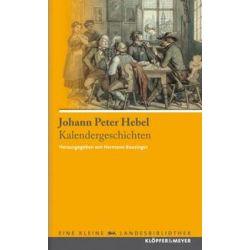 Bücher: Kalendergeschichten  von Johann Peter Hebel