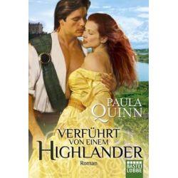 Bücher: Verführt von einem Highlander  von Paula Quinn
